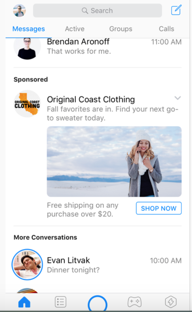 facebook-messenger-home-ad-example