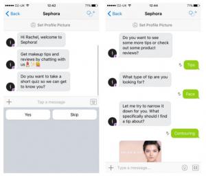 Sephora Chatbot