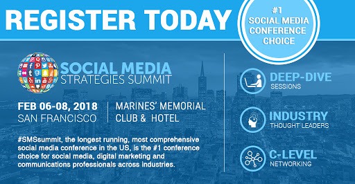 #SMSsummit SF Register now!