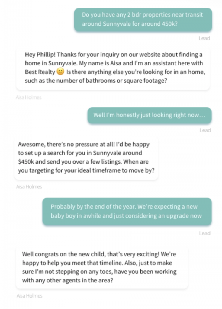 Structurely AI Chatbot