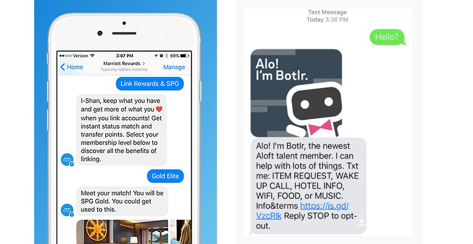 Marriott Chatbots