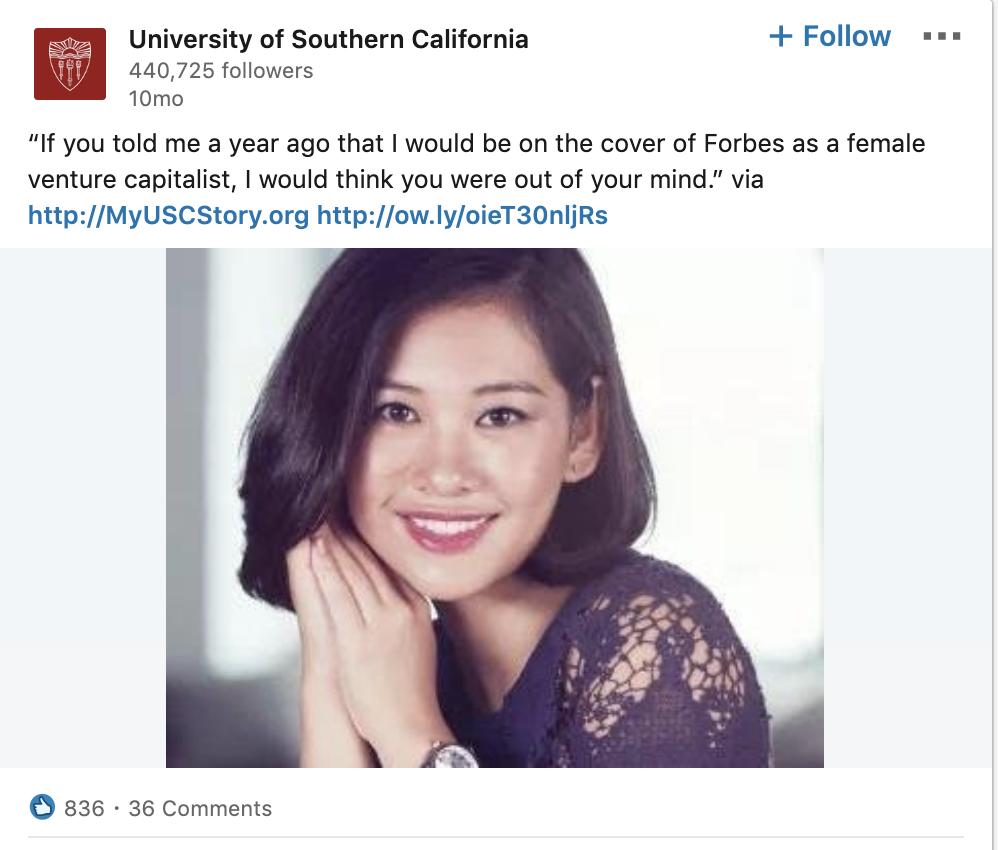 USC Activates Brand Advocacy