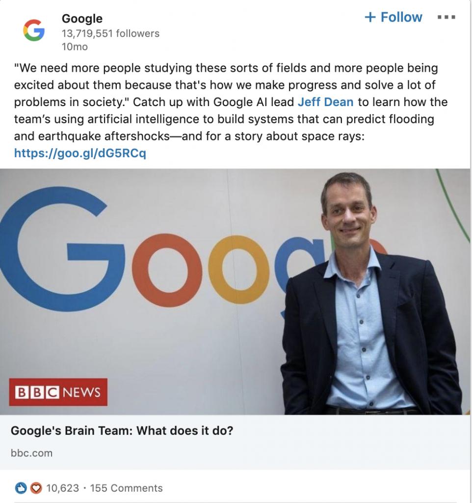 Google Taps into a global conversation