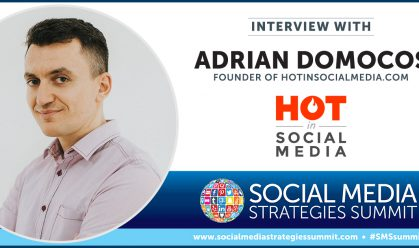 Interview with Adrian Domocos CEO of Hot in Social Media