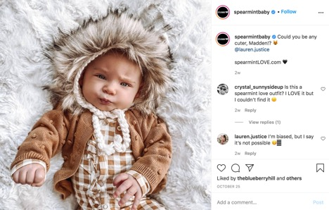 increase intrigue with instagram shopping posts by using stunning photos